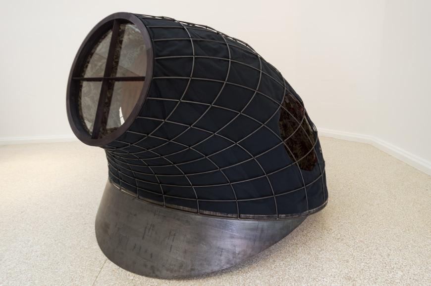 Martin Puryear, Tabernacle, 2019, United States Pavilion, Venice Art Biennale 2019 2 Inexhibit