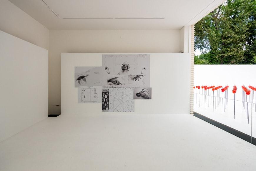 Renate Bertlmann, Discordo Ergo Sum exhibition, Austrian Pavilion, Venice Art Biennale 2019 2 Inexhibit