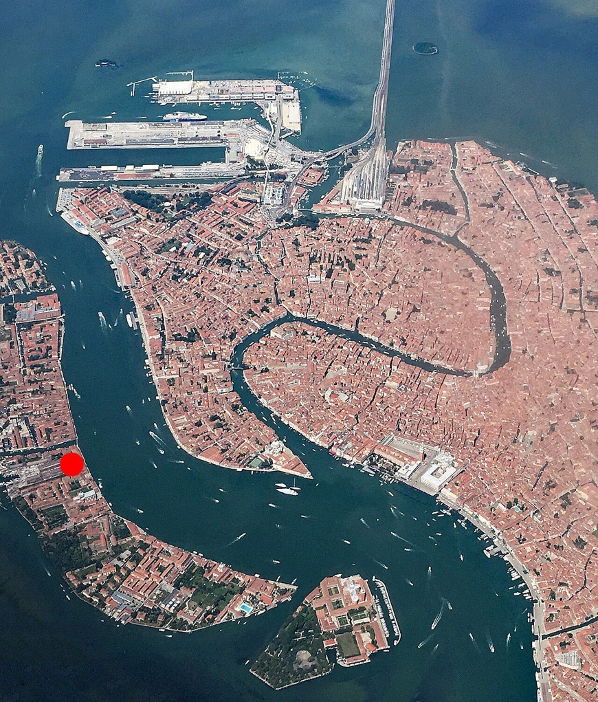 giudecca-Venezia-bird-eye-view
