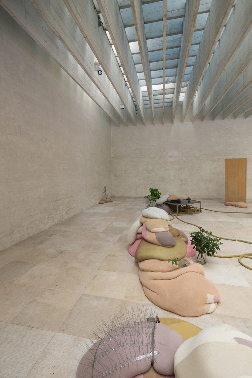 nabbteeri, Compost installation, Nordic pavilion, 58th Venice Art Biennale 2019 1 Inexhibit