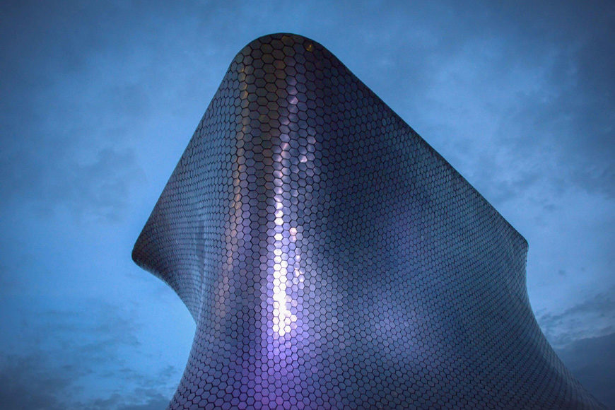 Museo Soumaya Plaza Carso Mexico City 01