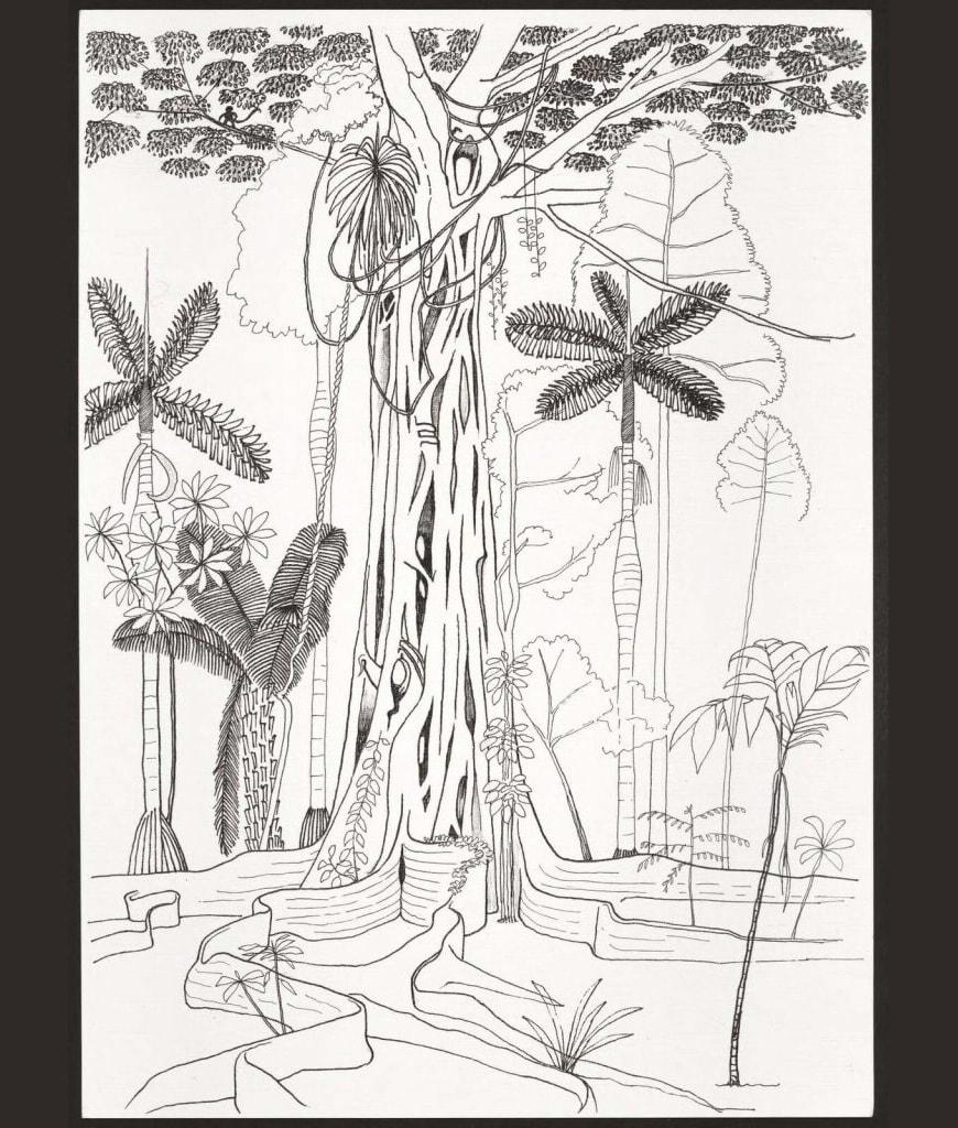 Fondation-Cartier-Paris- exhibition-Trees-Francis-Halle