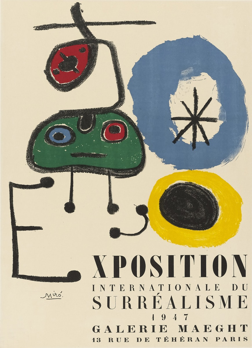 Fondation-Maeght-S-Paul-de-Vence-Mirò-exposition-du-surrealisme