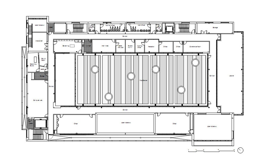 Gary Comer Youth Center Chicago plan