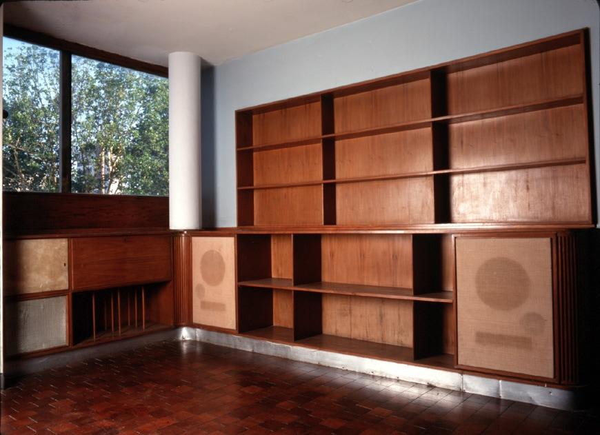 Le Corbusier, Casa Curutchet, La Plata, Argentina 10