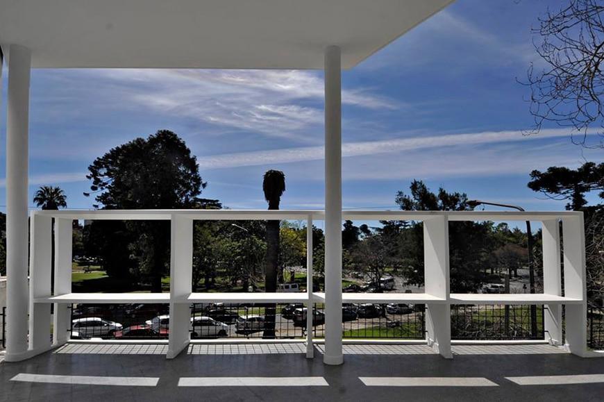 Le Corbusier, Casa Curutchet, La Plata, Argentina 11