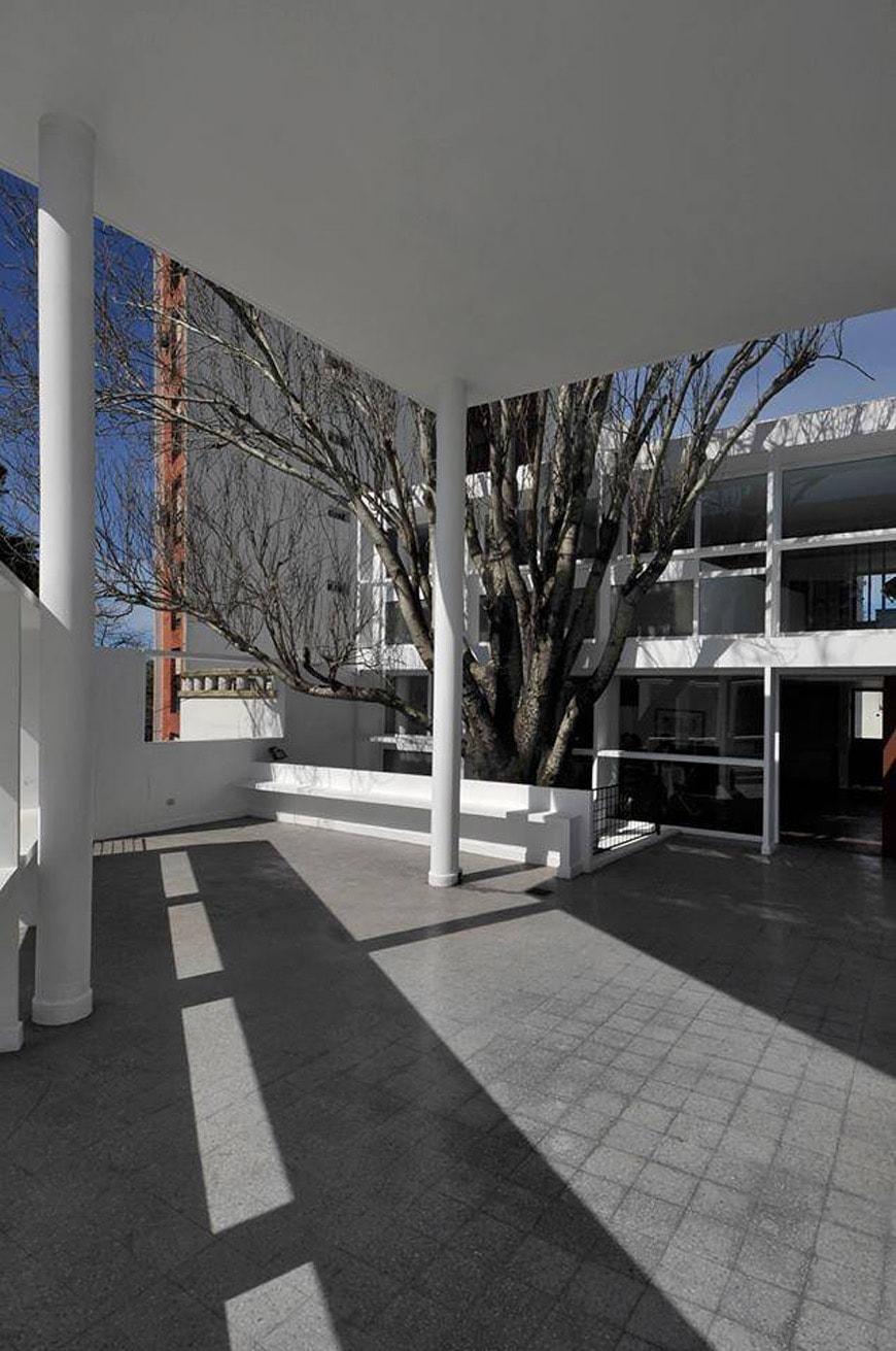 Le Corbusier, Casa Curutchet, La Plata, Argentina 6