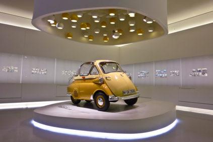 BMW Isetta microcar 01