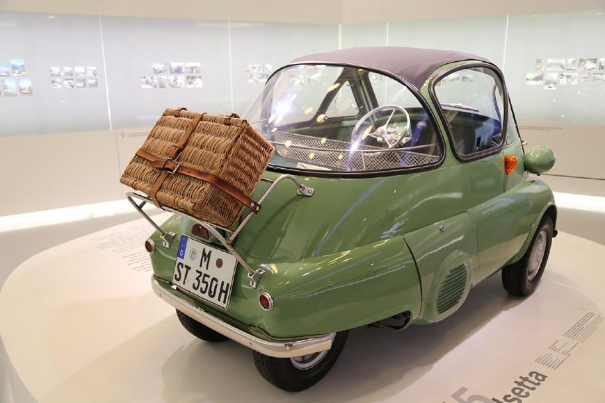 BMW Isetta, BMW Museum