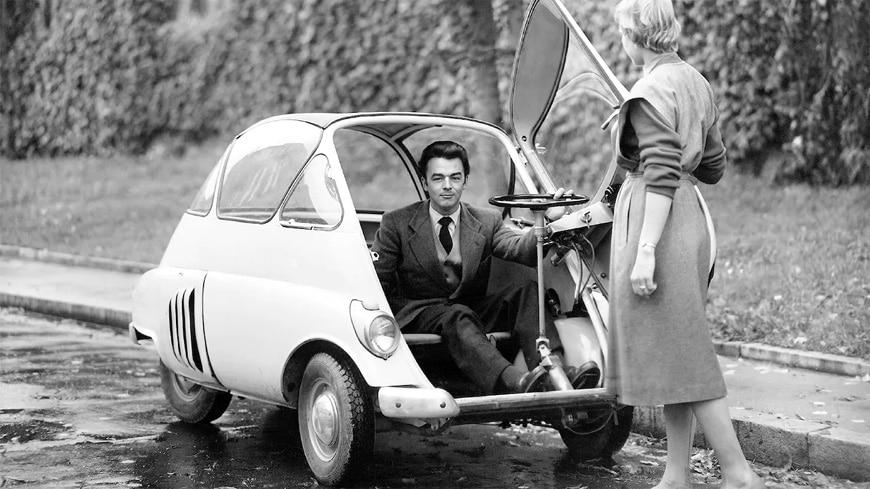 Iso Rivolta Isetta microcar 1953 4