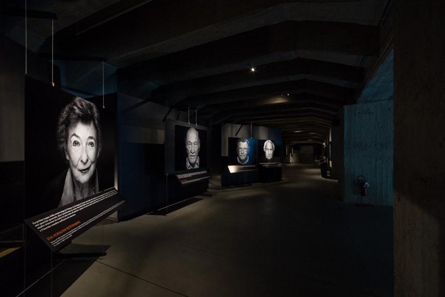Memoriale Shoah Milano Holocaust Memorial Milan Inexhibit 01s