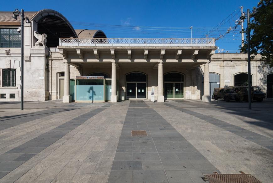 Memoriale Shoah Milano Holocaust Memorial Milan Inexhibit 04s