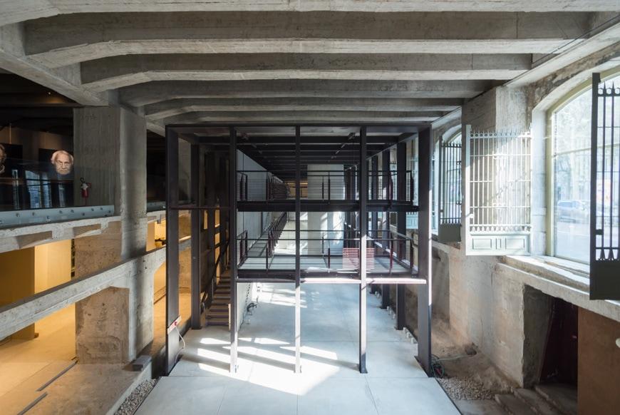 Memoriale Shoah Milano Holocaust Memorial Milan Inexhibit 08s