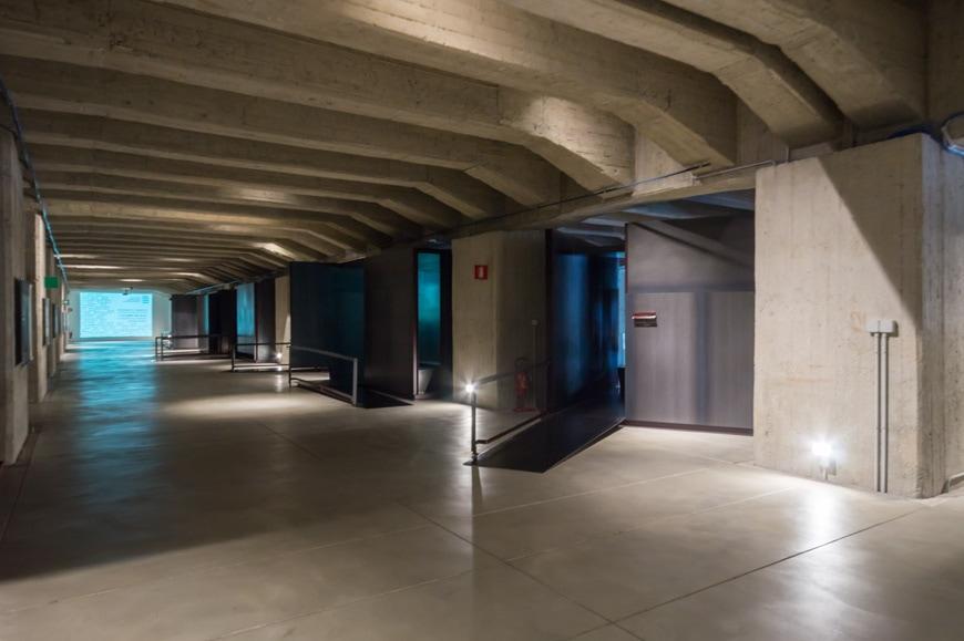 Memoriale Shoah Milano Holocaust Memorial Milan Inexhibit 14s