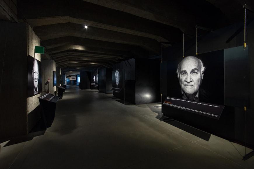 Memoriale Shoah Milano Holocaust Memorial Milan Inexhibit 15s