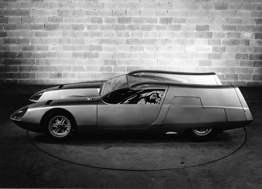 OSI Silver Fox Bisiluro race car 1967 4