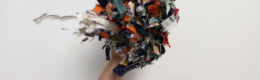 Sunbrella and Wendy Andreu: sustainable design from textile waste