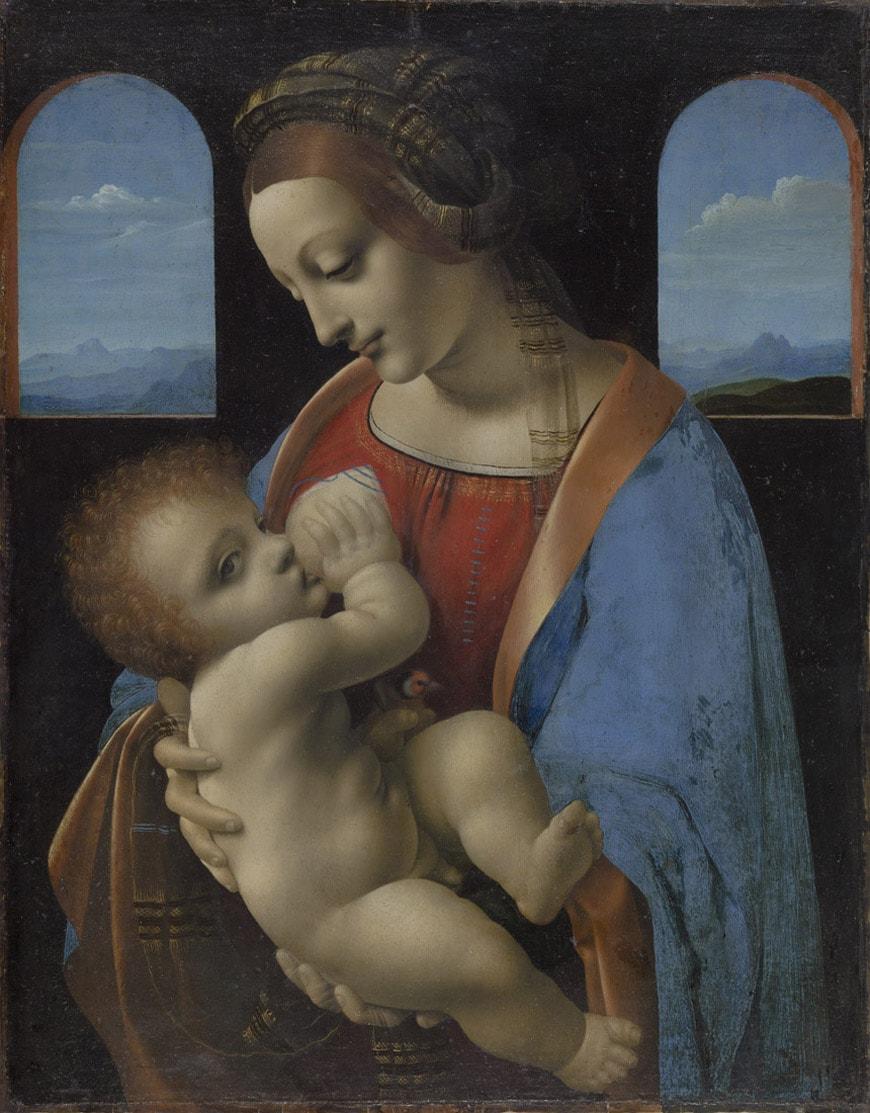 9. Poldi-Pezzoli-Milano-Hermitage-Leonardo-Madonna-Litta