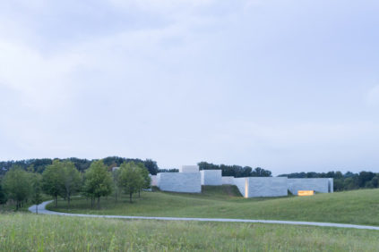 Glenstone art museum Potomac Maryland The Pavilions expansion Thomas Phifer 6