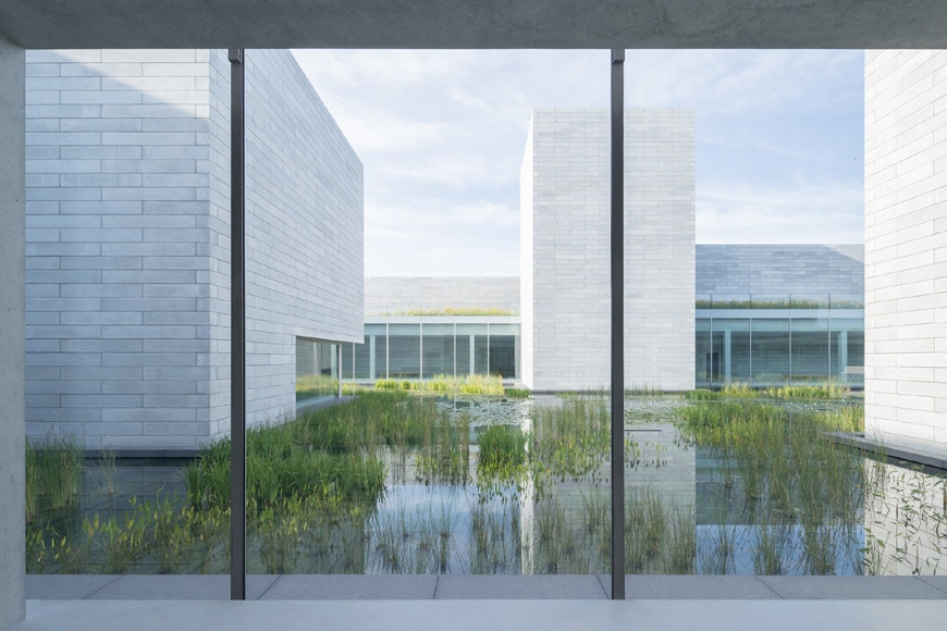 Glenstone art museum Potomac Maryland The Pavilions expansion Thomas Phifer 8