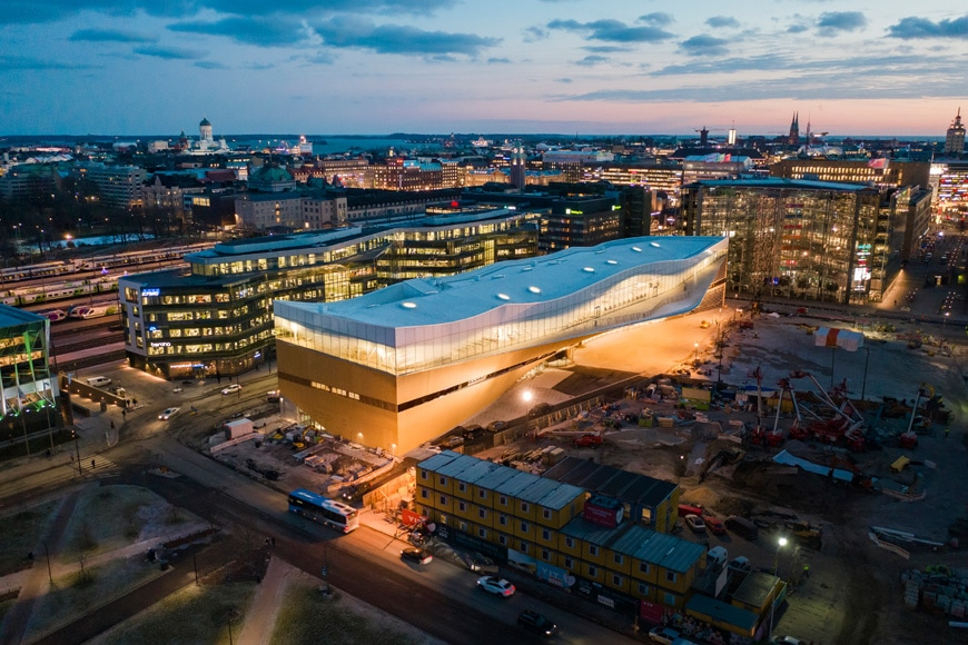Helsinki-Central-Library-Oodi-ALA-Architects-birds-eye-view-2