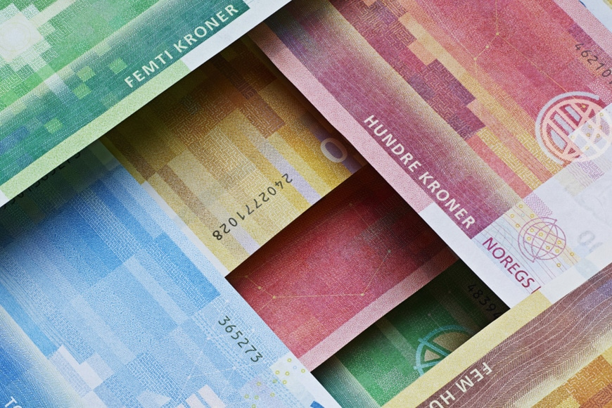Snøhetta and Metric Design, new Norwegian banknotes 3