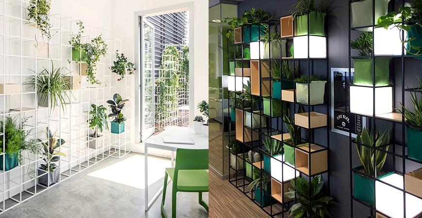 iPot Vertical home garden system