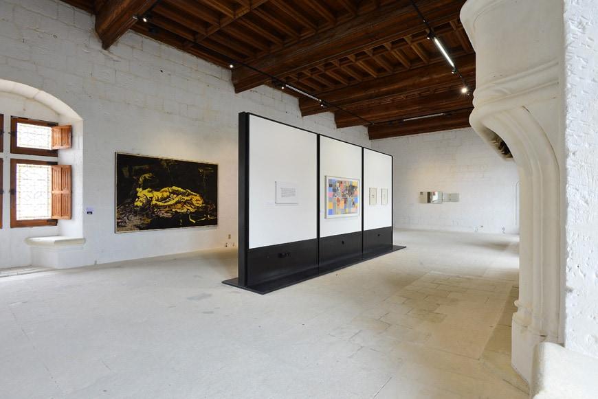 Chateau-de-Montsoerau-Museum of Contemporary Art-Inexhibit