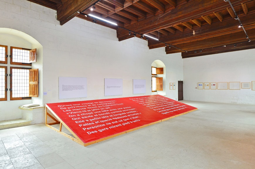 Chateau-de-Montsoreau-Art & Language and the Red Crayola Kangaroo