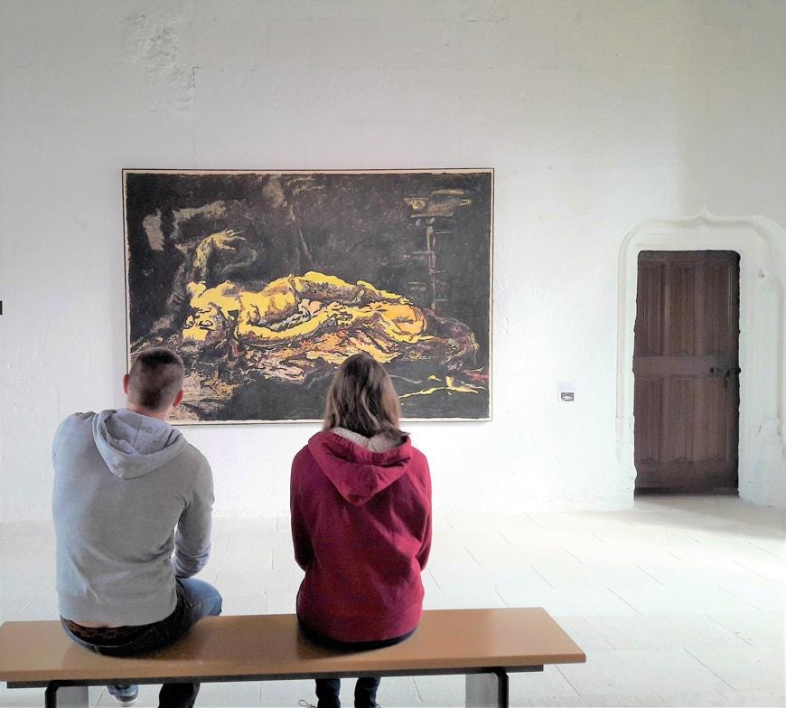 Chateau-de-Montsoreau-Museum of Contemporary Art-3-inexhibit