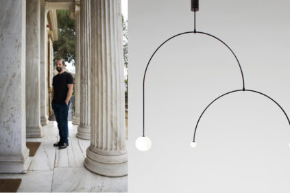 M&O-designer-of-the-year-2020-Anastassiades-portrait-and-chandelier