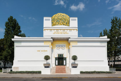 Secession Building Vienna Joseph Olbrich exterior 1