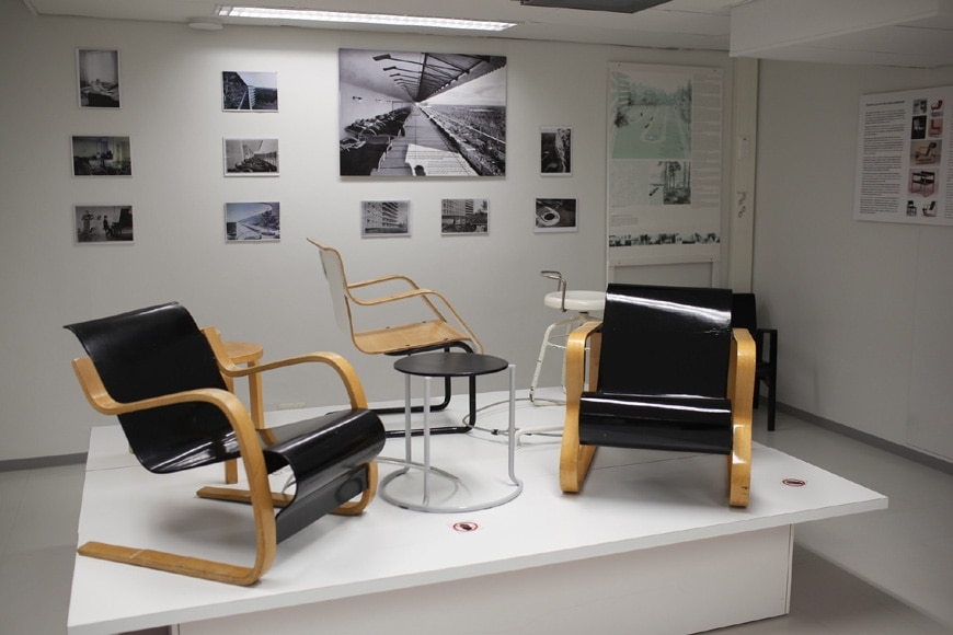Paimio Chairs Alvar Aalto