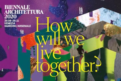 La biennale di Architettura di Venezia è stata rinviata e si svolgerà da agosto a novembre 2020