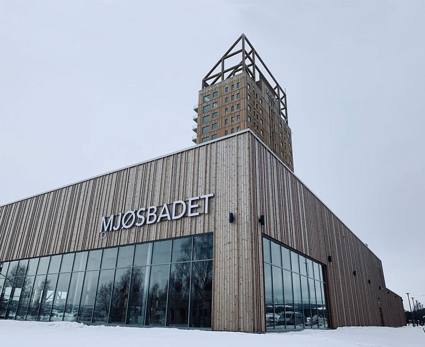 Mjøstårnet timber tower Voll Arkitekter 5
