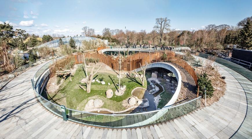 Panda House Copenhagen Zoo BIG Bjarke Ingels 02