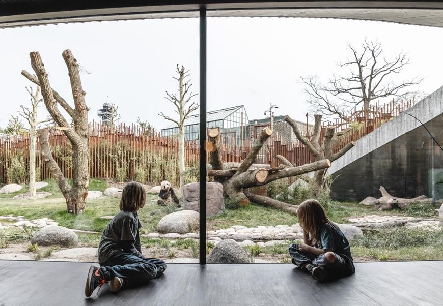 Panda House Copenhagen Zoo BIG Bjarke Ingels 04