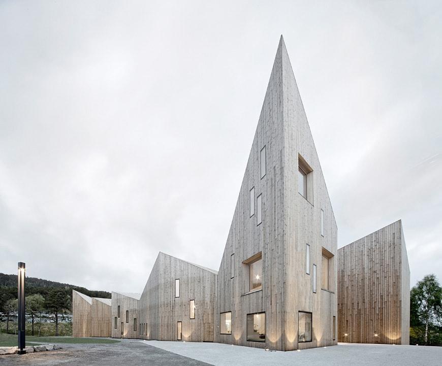 Romsdal Folk Museum, Molde, Norway, Reiulf Ramstad Arkitekter 03