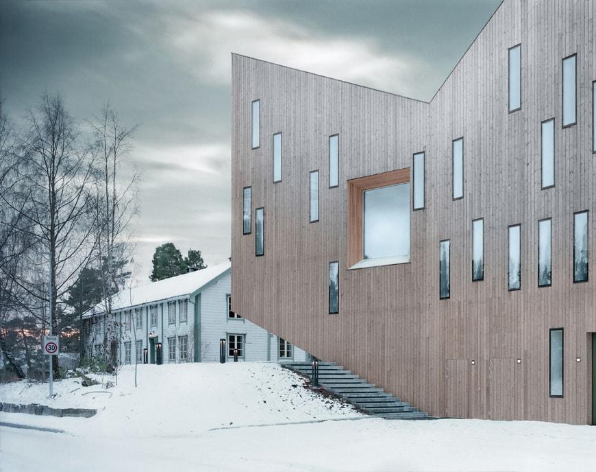Romsdal Folk Museum, Molde, Norway, Reiulf Ramstad Arkitekter 04
