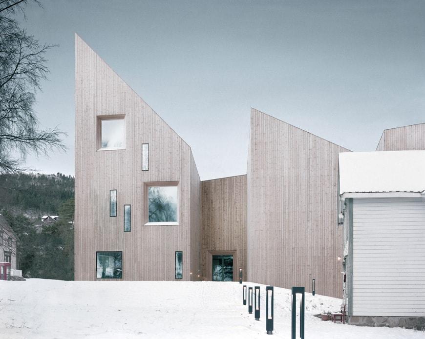 Romsdal Folk Museum, Molde, Norway, Reiulf Ramstad Arkitekter 05