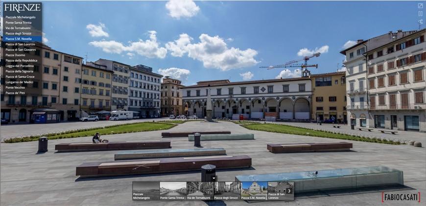 fabio-casati-firenze-lockdown-piazza-santa-maria-novella