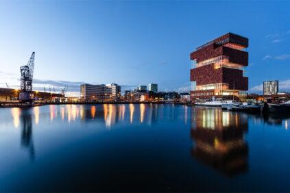 MAS – Museo di Storia della Città di Anversa