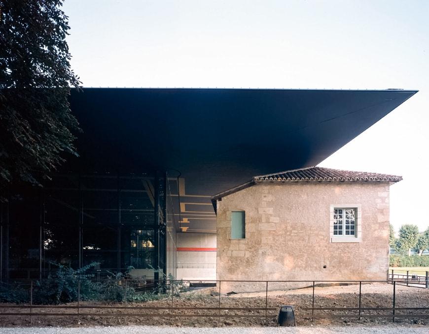 Vesunna Gallo-Roman Museum Perigueux Dordogne Jean Nouvel exterior 3