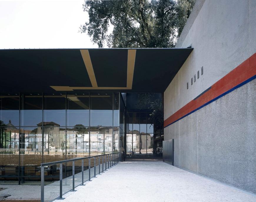 Vesunna Gallo-Roman Museum Perigueux Dordogne Jean Nouvel exterior 4