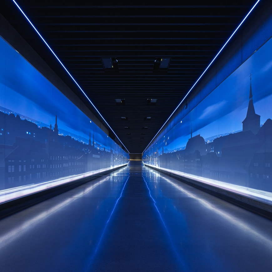 inexhbit-Prague-National-Museum-multimedia-underground-corridor-Kolmo-Loom-Pink-ph-BoysPlayNice-6