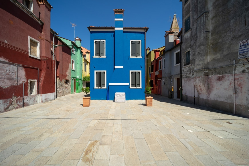 Burano island Venice colored houses 10 Inexhibit