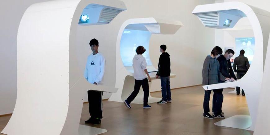 Cité Ocean Biarritz interior gallery 2