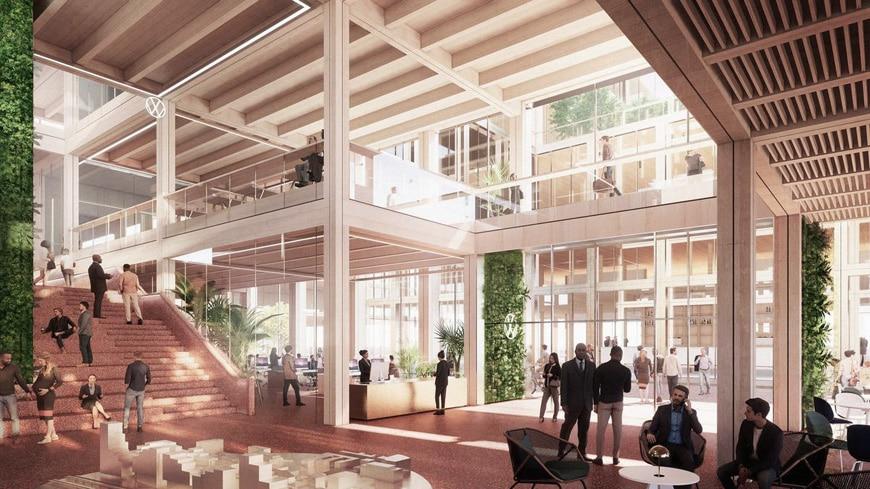 HenningLarsen-Wolfsburg-Connect-Workspace