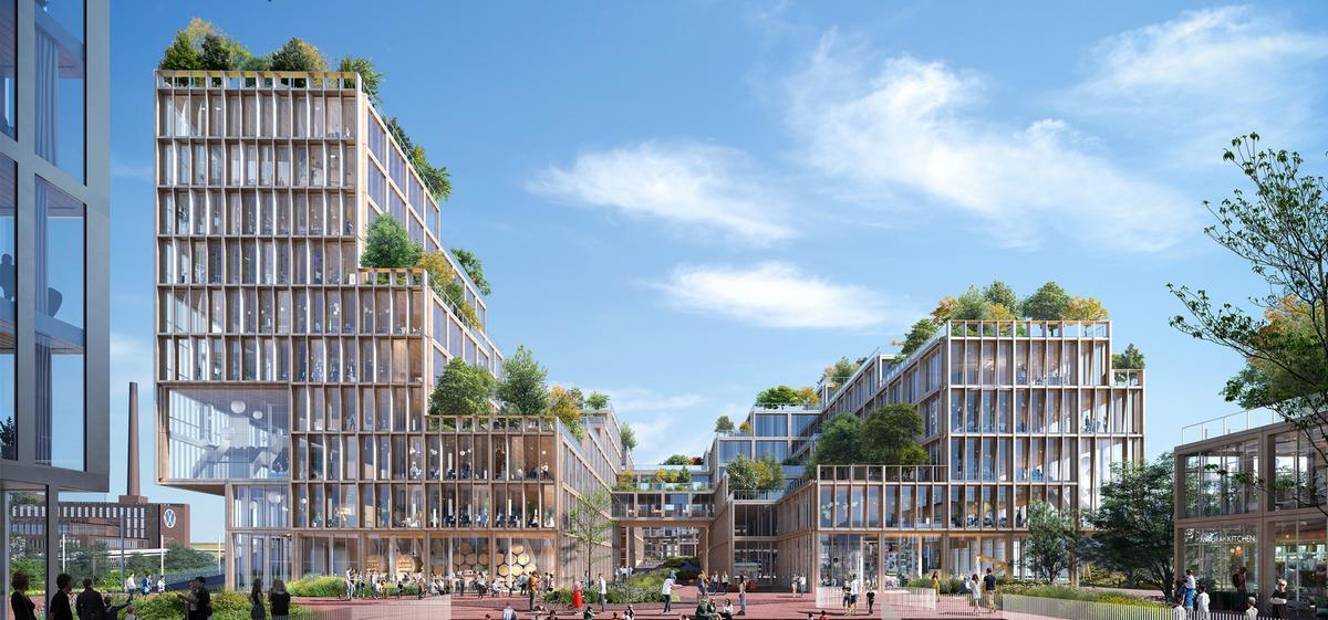 HenningLarsen-WolfsburgConnect-Public-Plaza-01