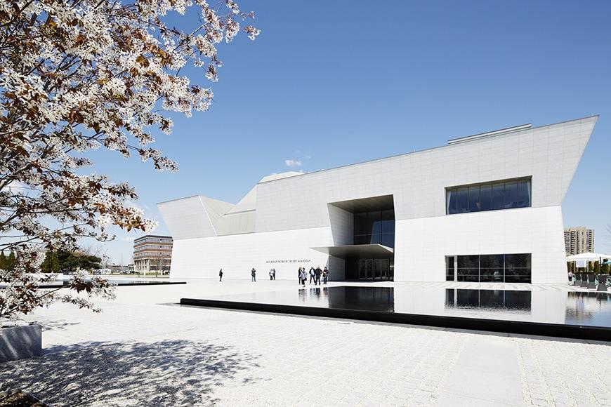 Aga Khan Museum Toronto, Fumihiko Maki, exterior 1